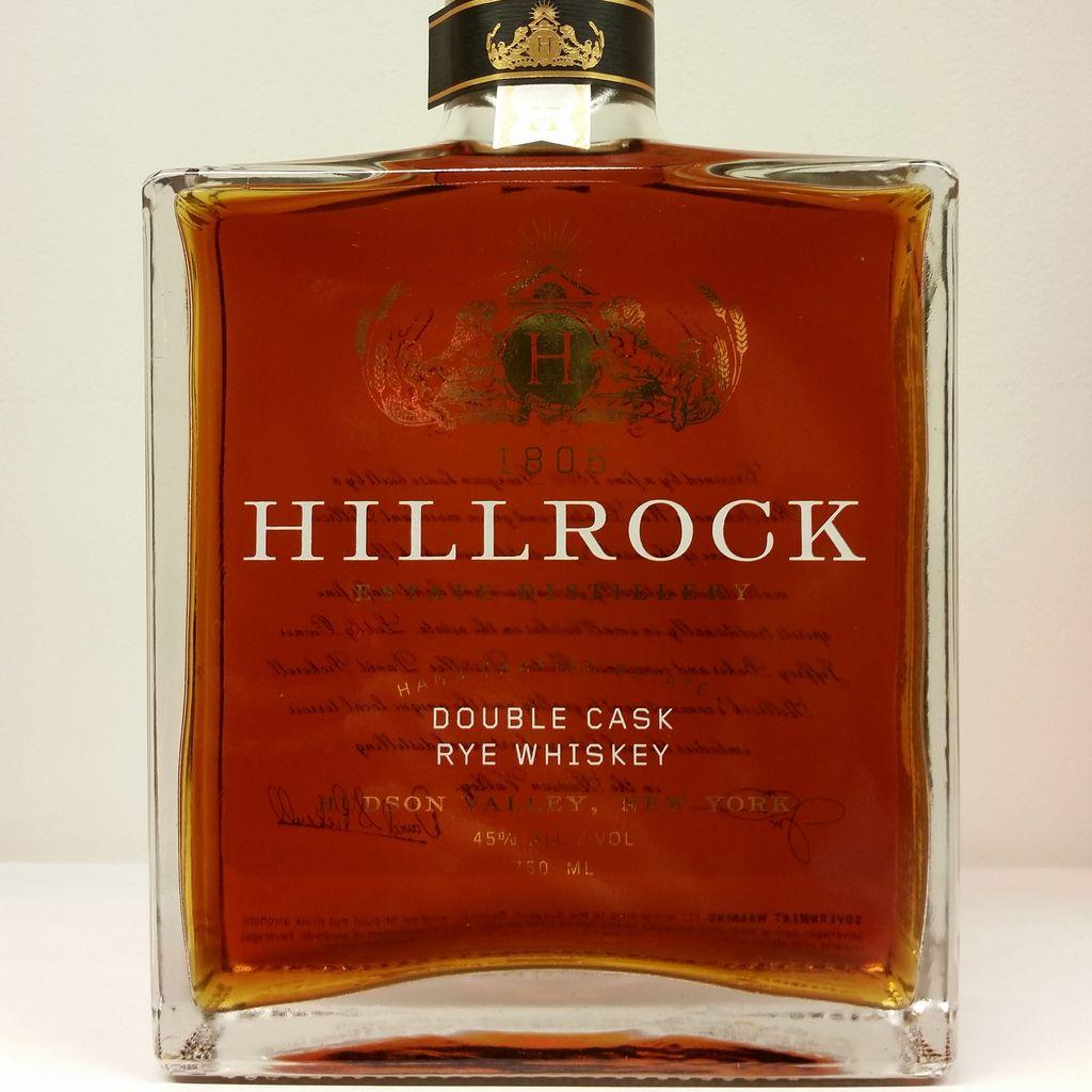Hillrock Estate Distillery Double Cask Rye Whiskey 750ml