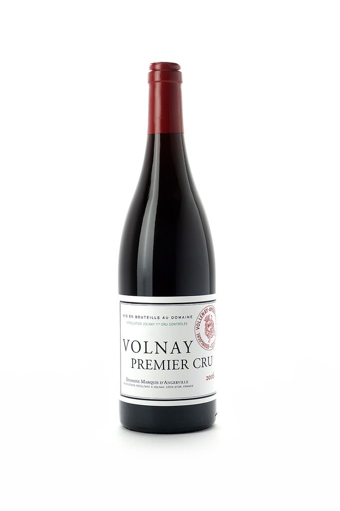 Domaine Marquis d'Angerville Volnay 1er Cru 2016