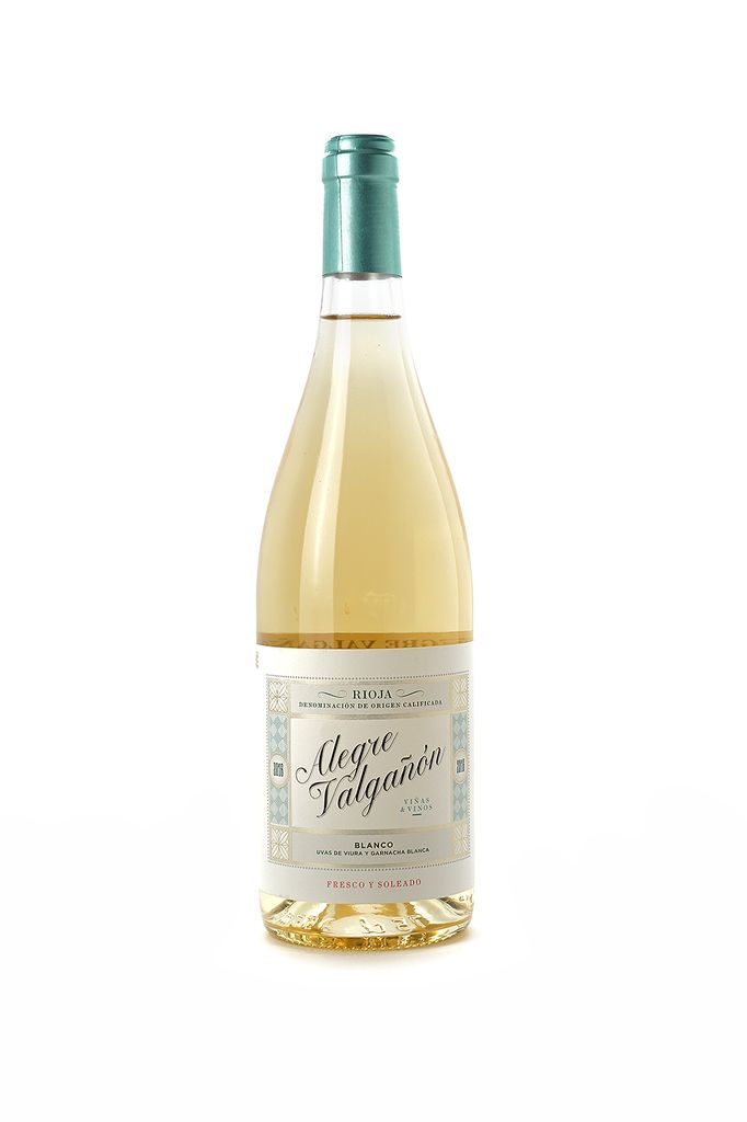 Alegre y Valganon Blanco Rioja 2016