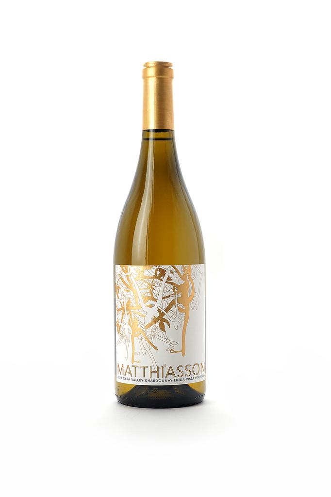Matthiasson Chardonnay Linda Vista Vineyard Napa 2017