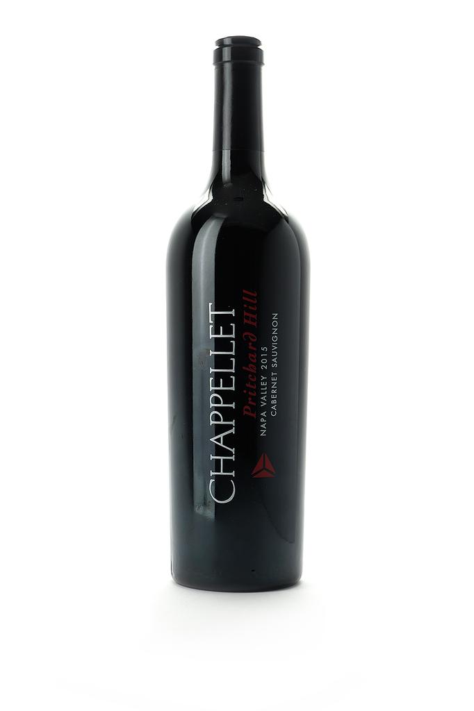 Chappellet Cabernet Sauvignon Pritchard Hill 2015