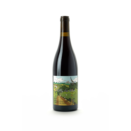 Kelley Fox Wines Pinot Noir Ahurani McMinnville 2017