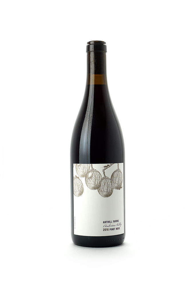 Anthill Farms Pinot Noir Anderson Valley 2016