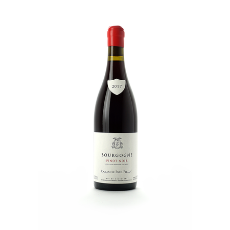 Paul Pillot Bourgogne Rouge 2017
