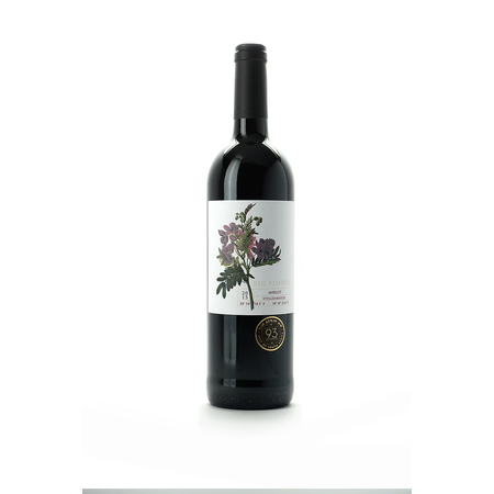 Big Flower, Merlot Stellenbosch (2015)