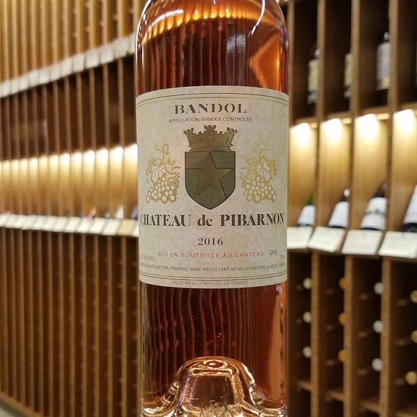 Chateau de Pibarnon Bandol Rose 2017