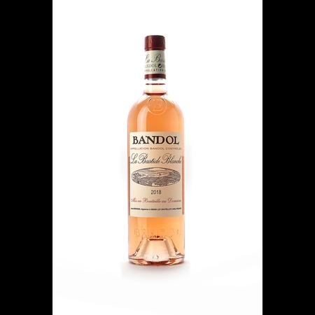 Domaine La Bastide Blanche Bandol Rose 2018