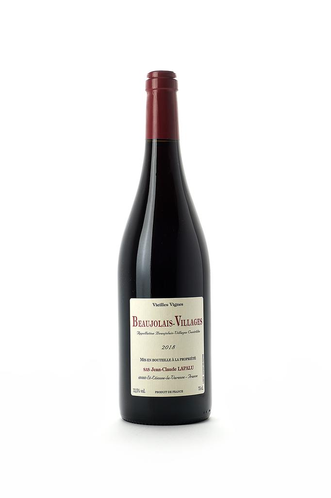 Lapalu Beaujolais Villages Vieilles Vignes 2018