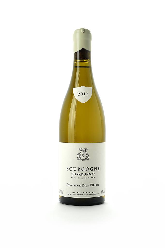 Paul PIllot Bourgogne Blanc 2017