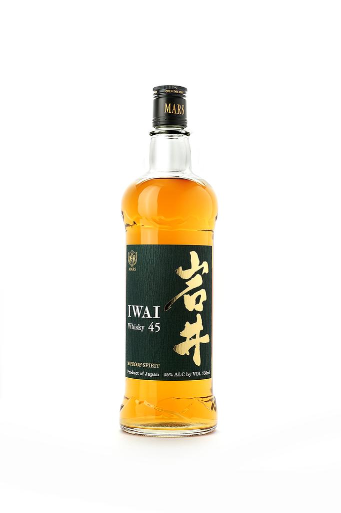 Iwai 45 Mars Shinshu Whisky