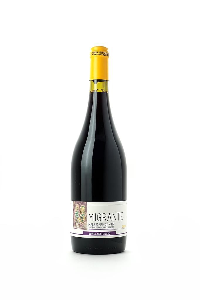Montsecano Migrante 2018