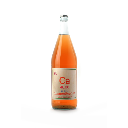 Calcarius Orange Puglia 2018 LITER
