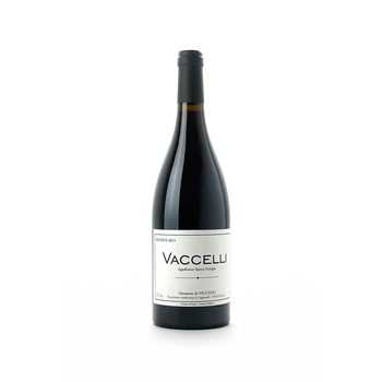 Domaine Vaccelli Rouge 2015