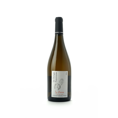 Les Granges Paquenesses Savagnin La Pierre 2016