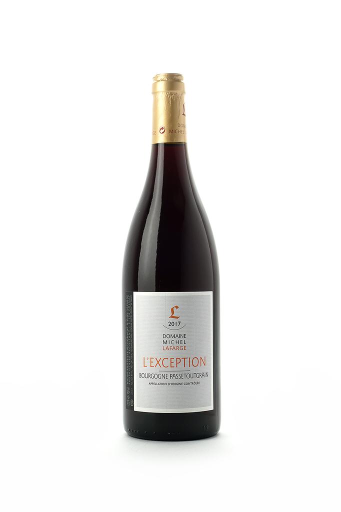 Domaine Michel Lafarge Bourgogne Passetoutgrain L'Exception 2017