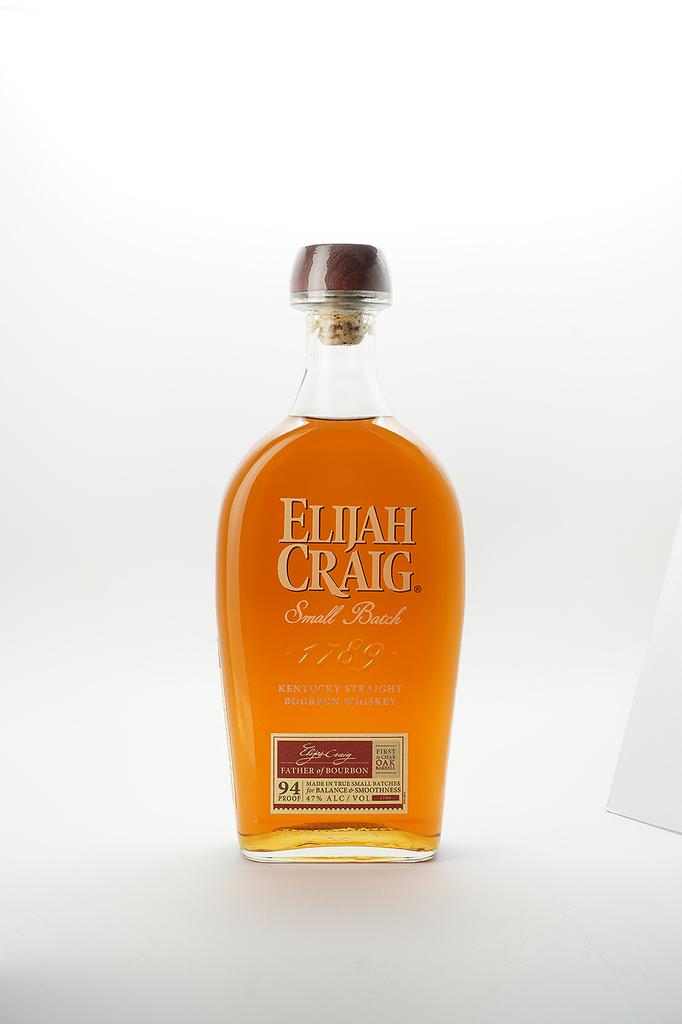Elijah Craig Small Batch Bourbon 750ml