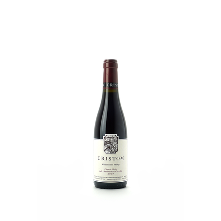 Cristom Mt Jefferson Cuvee Pinot Noir 2017 375ml
