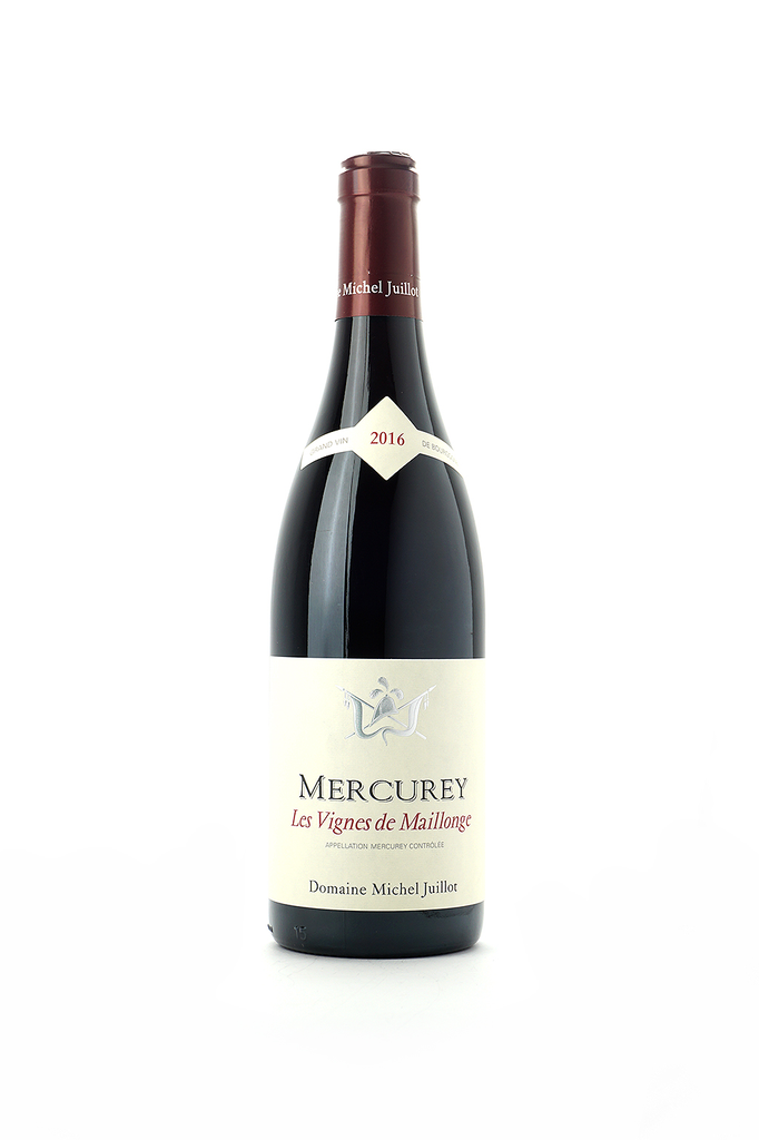 Domaine Michel Juillot Mercurey Les Vignes de Maillonge 2016