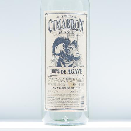 Cimarron Blanco Tequila NV