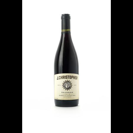 J Christopher Volcanique Pinot Noir Willamette 2016