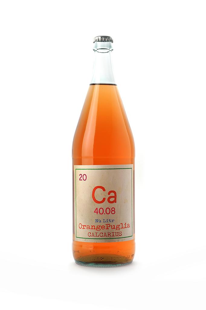 Calcarius Orange Puglia 2018 LITER