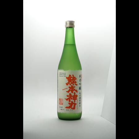 Chiyonosono Sacred Power Junmai Ginjo Sake