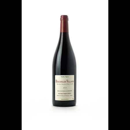 Lapalu Beaujolais Villages Vieilles Vignes 2019