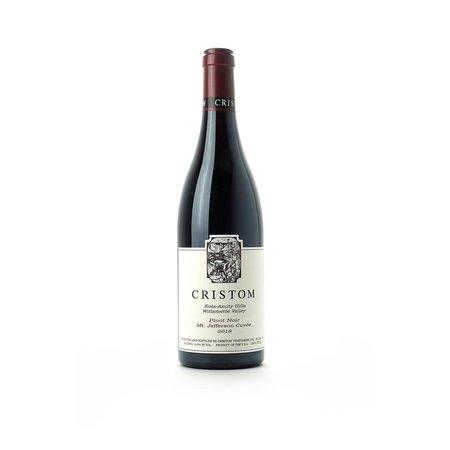 Cristom Mt Jefferson Cuvee Pinot Noir 2018