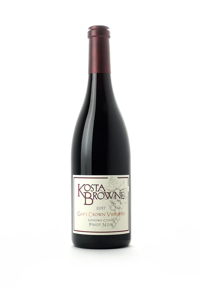 Kosta Browne Pinot Noir 'Gap's Crown Vineyard' Sonoma Coast 2017