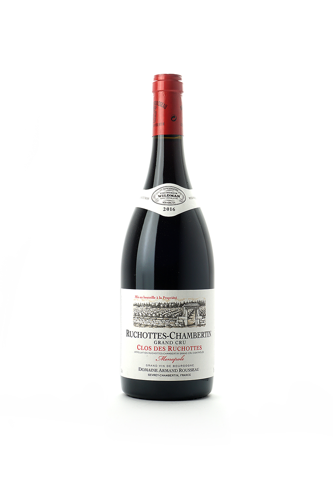Domaine Armand Rousseau Ruchottes-Chambertin Grand Cru Clos des Ruchottes 2016