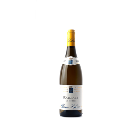 """Olivier Leflaive Bourgogne Blanc """"Les Setilles"""" 2018"""