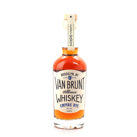 Van Brunt Stillhouse Empire Rye Whiskey 375ml
