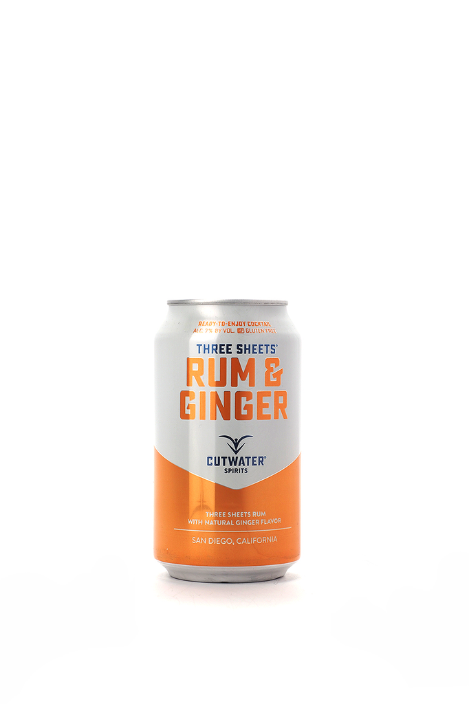 Cutwater Rum & Ginger