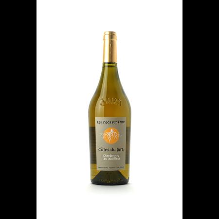 Valentin Morel Les Pieds sur Terre Cotes du Jura Chardonnay Les Trouillots 2018