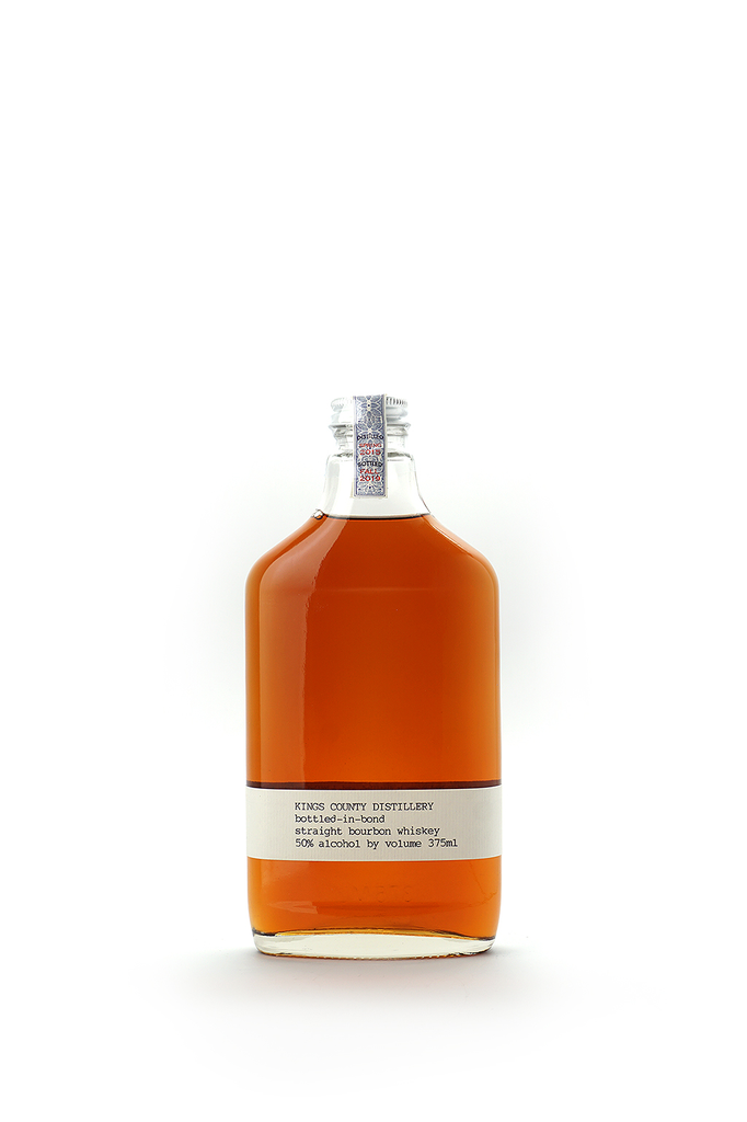 Kings County Distillery Bottled in Bond Bourbon 375ml
