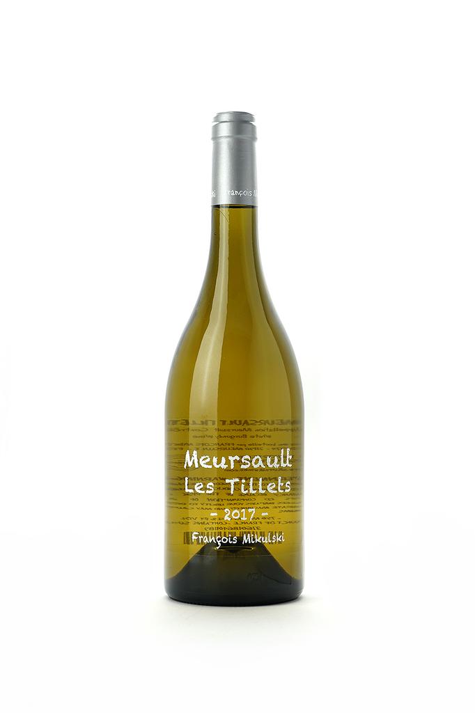 Domaine Francois Mikulski Meursault Les Tillets 2017