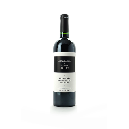 Ashes & Diamonds Grand Vin No. 1 2015 Red Blend
