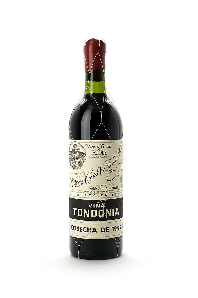 Lopez de Heredia Tondonia Gran Reserva Tinto 1995