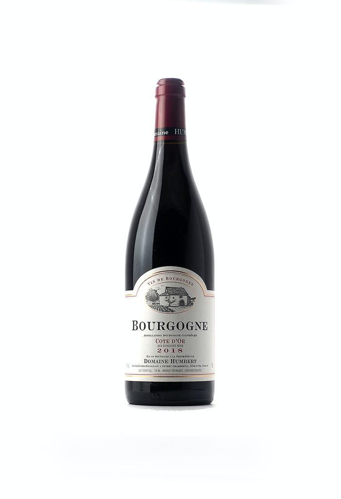 Domaine Humbert Freres Bourgogne Rouge 2018