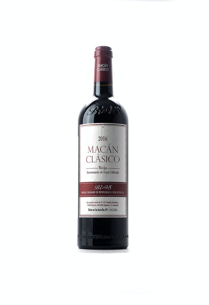 Macan Rioja Clasico 2016
