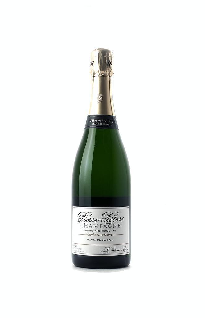 Pierre Peters Champagne Grand Cru Brut Blanc de Blancs Cuvée de Réserve NV