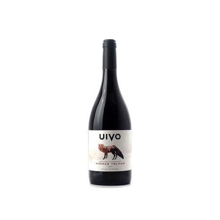 Folias de Baco UIVO Tinto Vinhas Velhas 2016