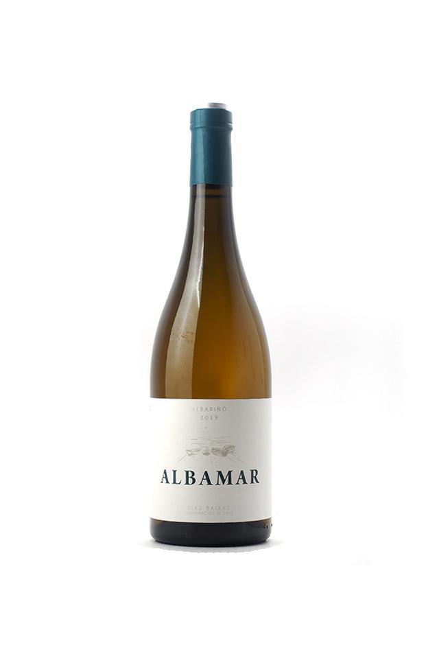 Bodegas Albamar Albarino 2018