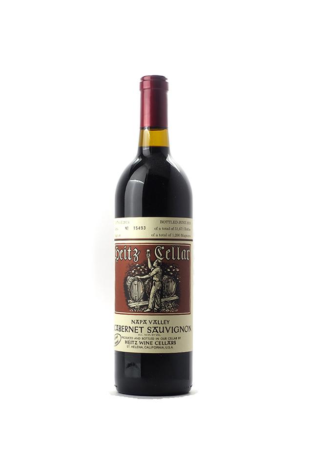 Heitz Cellar Martha's Vineyard Cabernet Sauvignon 2014