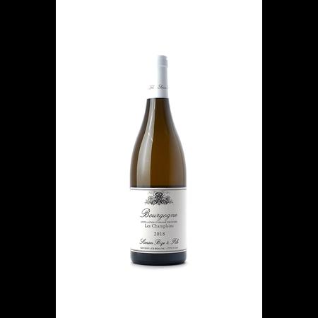 Simon Bize Bourgogne Blanc Les Champlains 2018