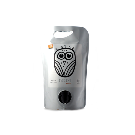 Georgas Hoot Amber 1.5L Organic Pouch 2020
