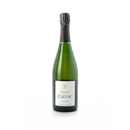 Etienne Calsac Champagne Extra Brut L'Echappee Belle NV