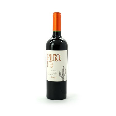 Antiyal Maipo Valley Carmenere Pura Fe 2016