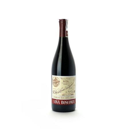 Lopez de Heredia Vina Bosconia Rioja Reserva 2005