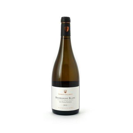 Domaine Thomas-Collardot Les Petits Poiriers Bourgogne Blanc 2015